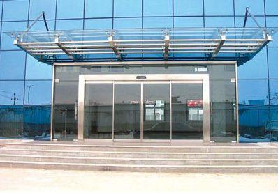 Hospital door / sliding / automatic / glass Victordoor