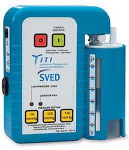 Electric surgical suction pump / for minor surgery SVED® Innovative Therapies