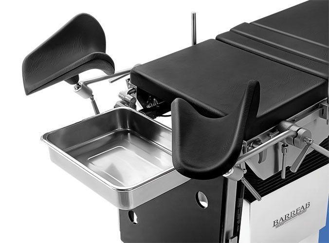Leg holder Goepel / operating table BARRFAB