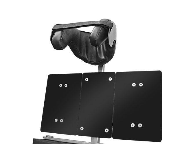 Back plate operating table BARRFAB