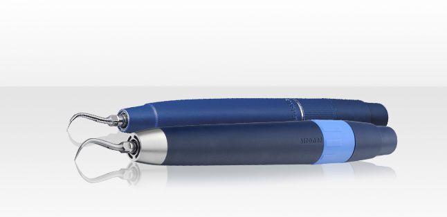 Ultrasonic dental scaler / handpiece SIROSONIC Series SIRONA France