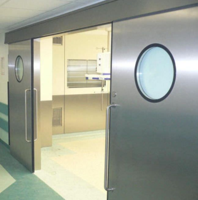 Hospital door / laboratory / sliding TWSD EMV