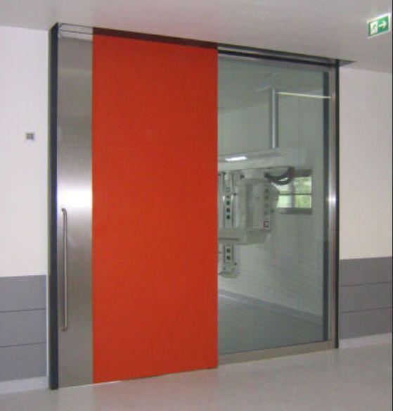 Hospital door / laboratory / sliding OWSD EMV