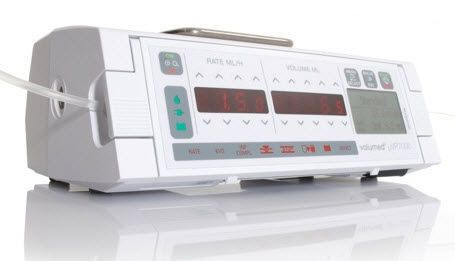 Volumetric infusion pump / multi-function / 1 channel µVP7000 Premium Arcomed AG, Medical Systems