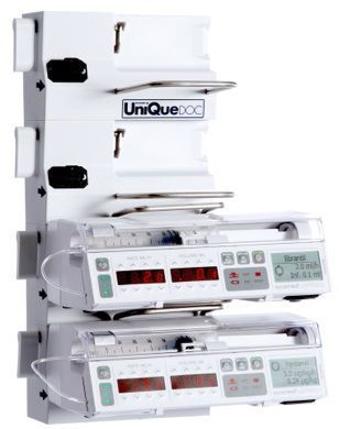 Modular infusion station UNIQUEDOC Arcomed AG, Medical Systems