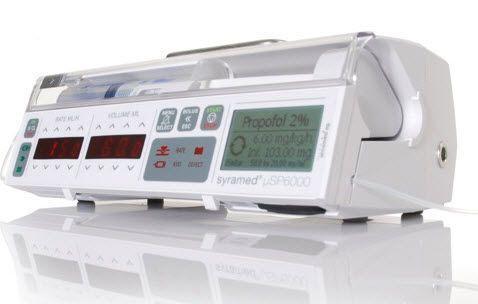 1 channel syringe pump / multifunction µSP6000 Premium Arcomed AG, Medical Systems