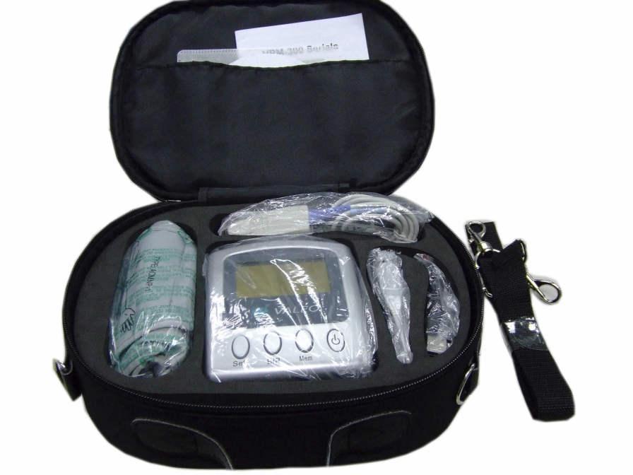 Portable multi-parameter monitor / ambulatory 300 Valeo Corporation