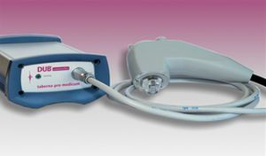 Ultrasound system / on platform, fixed / for skin ultrasound imaging DUB® cosmetic taberna pro medicum