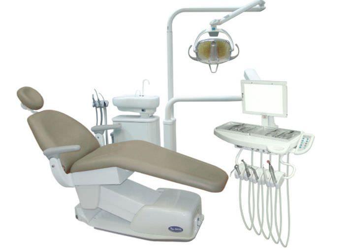 Dental treatment unit with hydraulic chair 2350 ETI Dental Industries