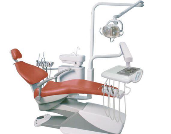 Dental treatment unit with electro-mechanical chair 2012 ETI Dental Industries