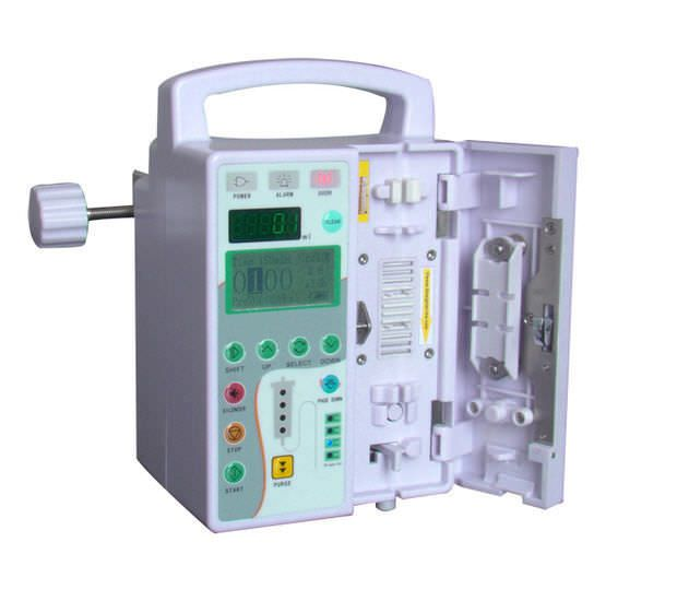 Volumetric infusion pump / 1 channel 1 - 1200 mL/h | BYS-820S Changsha beyond medical device