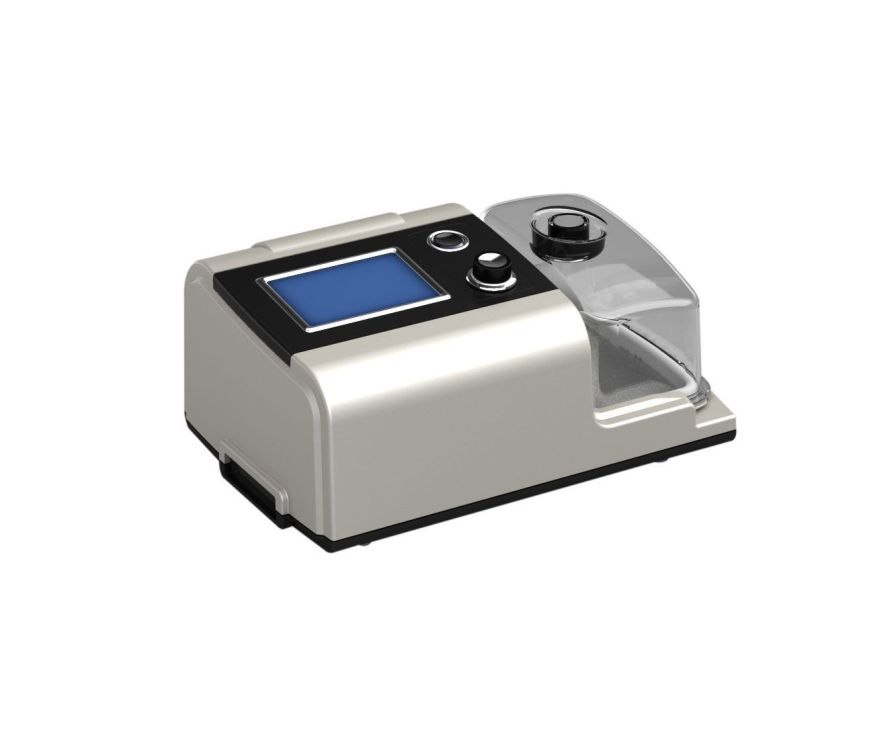 CPAP ventilator / with heated humidifier Pearly White series Changsha beyond medical device