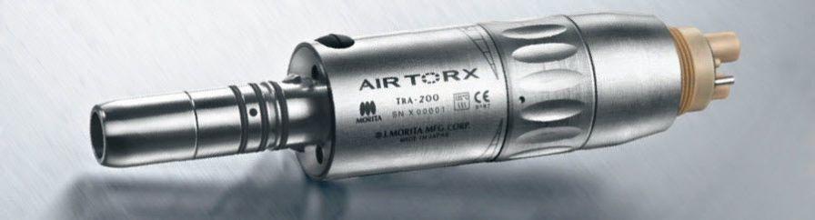 Dental micromotor control unit / with handpiece 5000 - 20 000 rpm | AIR TORX Morita