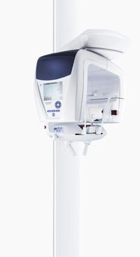 Cephalometric X-ray system (dental radiology) / dental CBCT scanner / panoramic X-ray system / digital Veraviewepocs 3D F40 Morita