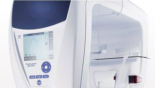 Panoramic X-ray system (dental radiology) / cephalometric X-ray system / dental CBCT scanner / digital Veraviewepocs 3D R100 Morita