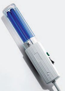Portable examination lamp DHL 109 M Waldmann