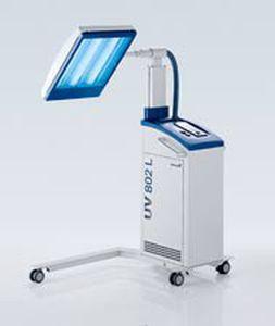 Aesthetic medicine phototherapy lamp UV 802 L Waldmann