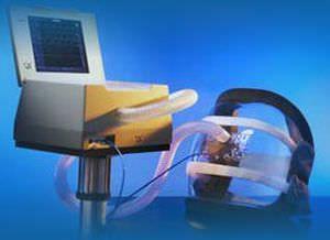 Resuscitation ventilator Hayek RTX United Hayek Industries