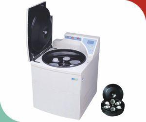 Laboratory centrifuge / hematocrit / bench-top / refrigerated LBC-12, LBC-6 Skylab Instruments & Engineering