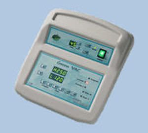Vacuum therapy unit (physiotherapy) GREEN VAC / 0-500 HPa Iskra Medical
