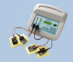 Electro-stimulator (physiotherapy) / 2-channel MEDIO IF / 27 PROGRAMS Iskra Medical