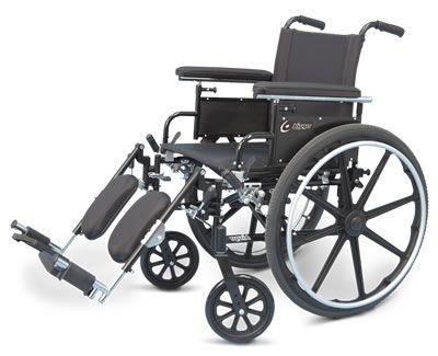 Passive wheelchair Airgo® Lightweight Airgo