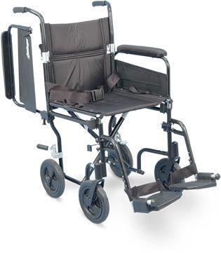 Folding patient transfer chair Airgo® Comfort-Plus™ Airgo