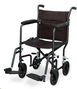 Folding patient transfer chair Airgo® Ultra-Light Airgo