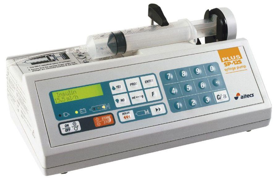 1 channel syringe pump SEP-12S Plus Viltechmeda