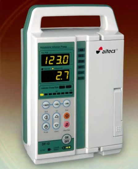 Volumetric infusion pump / 1 channel DF-12 Viltechmeda