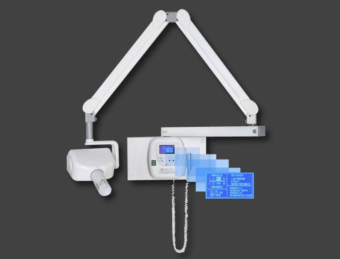 Dental x-ray generator (dental radiology) / digital / wall-mounted / veterinary Corix Pro 70 Corix Medical Systems (Coramex S.A.)
