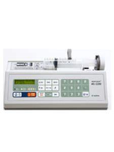 1 channel syringe pump 0.1 - 1500 mL/h | MS2200 DAIWHA