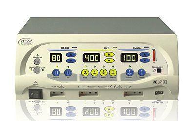 Monopolar cutting HF electrosurgical unit / bipolar coagulation / monopolar coagulation 50 - 500 W | MEDITOM DT-300/400P DAIWHA