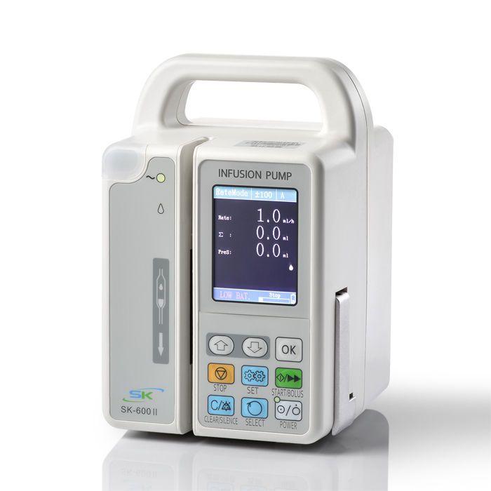 Volumetric infusion pump / 1 channel 2000 mL/h | SK-600II Shenke Medical Instrument