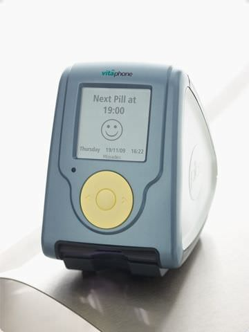 Pill box digital / wireless Pico Vitaphone