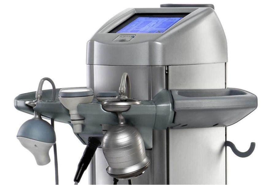 Aesthetic medicine radiofrequency generator DREI Sorisa