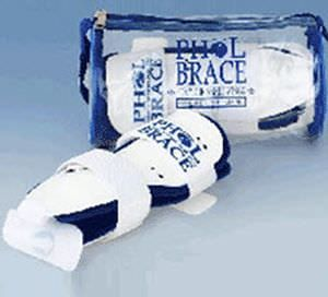 Ankle splint (orthopedic immobilization) PHIL-BRACE™ Mika Medical