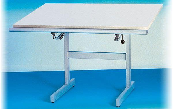 Height-adjustable ergotherapy table ERGO SZT Möckel Feinmechanik
