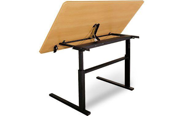 Height-adjustable ergotherapy table ERGO M2 Möckel Feinmechanik