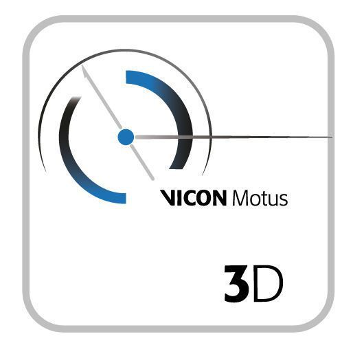 Data management software / analysis / capture / medical Vicon Motus 3D CONTEMPLAS