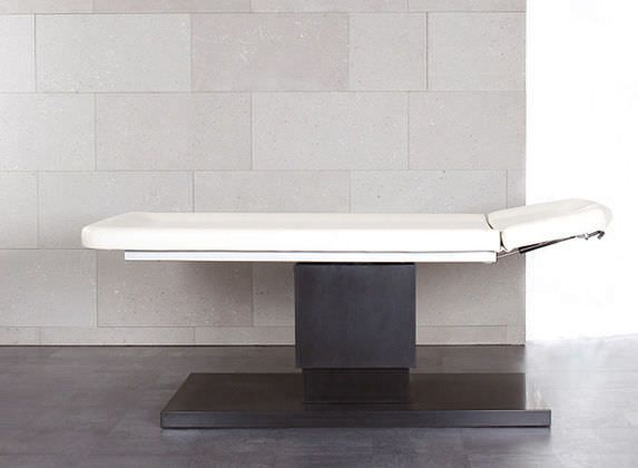 Electric spa table / height-adjustable / 2 sections ABANO Clap Tzu