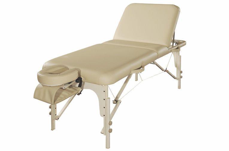 Manual massage table / height-adjustable / portable / folding PHYSIO ONE Clap Tzu
