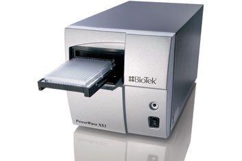 Absorbance microplate reader PowerWave HT BioTek Instruments