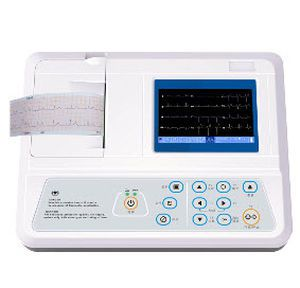 Digital electrocardiograph / 1-channel ECG-3301G Guangzhou 3Ray Electronics Co., Ltd.