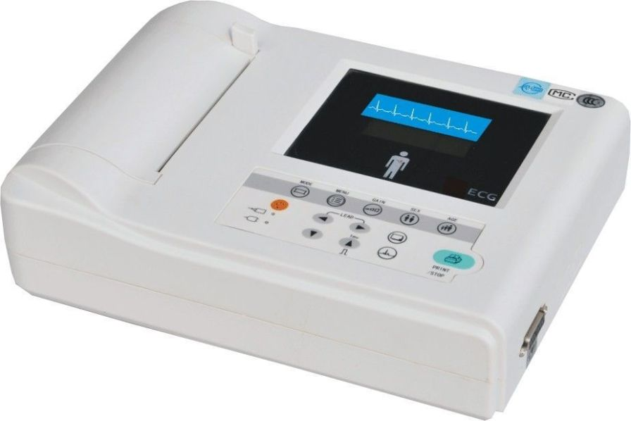 Digital electrocardiograph / 6-channel LPM-1206I / PC Life Plus Medical