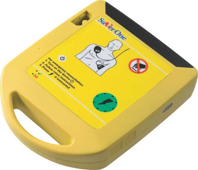 Automatic external defibrillator / public access 200 - 360 J | Saver One A.M.I. ITALIA