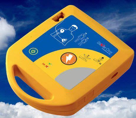 Automatic external defibrillator / public access Saver ONE lite A.M.I. ITALIA