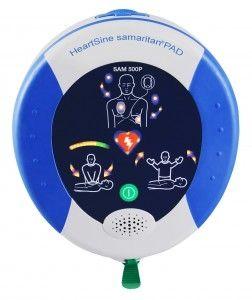 Automatic external defibrillator / public access SAMARITAN® PAD 500P HeartSine Technologies