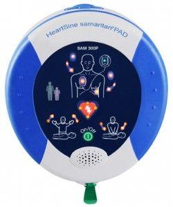 Automatic external defibrillator / public access SAMARITAN® PAD 300P HeartSine Technologies