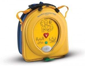 Automatic external defibrillator / training SAMARITAN® PAD TRAINER HeartSine Technologies